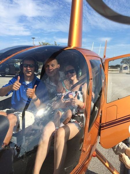 Celebrate Thanksgiving with a Family-Friendly Helicopter Tour